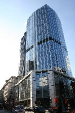 Cladding And Detailing Of 99 Bishopsgate